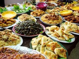 Palestijns eten